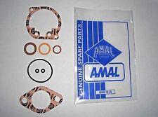 900 Series 928 930 932 Mark 1 Concentric Carb. GASKET SET kit. NEW Genuine AMAL.