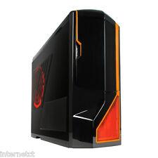 NZXT PHANTOM ENTHUSIAST negro naranja para Computadora para Juegos PC Torre Completa