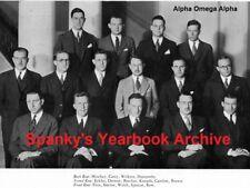 1931-32 Harvard Medical School Yearbook~Photos~History~Doctors~Fraternities~++++