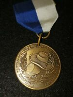 Civil War Reenactment Medal  For the brave men who fought for the Blue and Gray