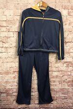 Tail Women Small Track Suit Athletic Pants Jacket Nylon Hood