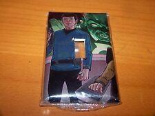 STAR TREK MR. SPOCK COMIC BOOK LIGHT SWITCH PLATE