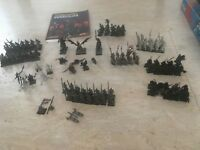 Warhammer Fantasy Age of Sigmar große Dunkelelfen Armee