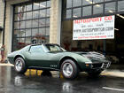 Image of 1969 Chevrolet Corvette 427CI/390HP 4-Speed 1969 Chevrolet Corvette 427CI/390HP 4-Speed 94630 Miles Dark Green Classic Car S