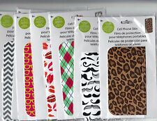 Horizon Group Cell Phone Skin Sticker Assorted Designs *New