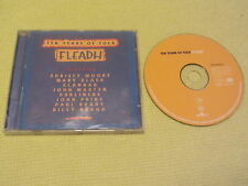 Ten Years Of Folk Fleadh CD Album ft Mary Black Billy Brag Altan Clannad