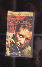Salvador (new and sealed vhs) Oliver Stone CLASSIC