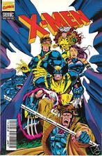 X  MEN  : 10  MARVEL  editions SEMIC,