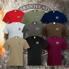 SKINHEAD BOSS REGGAE SMALL T-SHIRT GRÖSSEN S-5XL (9 Farben)