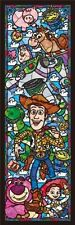 TENYO 456 pcs Jigsaw Puzzle Disney Toy Story Stained Glass Art Japan NEW