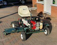"""Allen National Sit Ride On Lawn Mower 7.5 Hp Briggs & Stratton 68"""" Triple, Golf."""