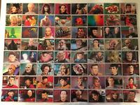 Star Trek 30 Years Phase Two Skybox (100) Trading Base Card Set 1996