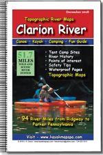 Clarion River Kayak / Canoe Guidebook