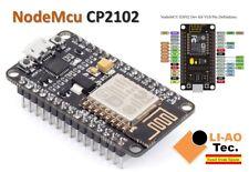 NodeMcu Lua ESP8266 ESP12E CP2102 ESP-12E WiFi Development Board