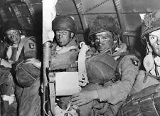 7x5 Photo ww1197 Normandy USA Paratroopers 101st Air` Div. 506th Pir Fox Co