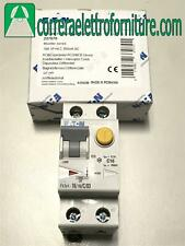 Interruttore magnetotermico differenziale AC 1P+N 16A 300ma 4,5KA EATON 237070