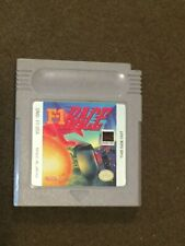Nintendo Game Boy F-1 Race Video Game Rated KA