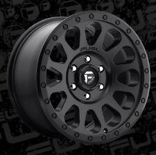 Fuel Vector 20x9 5x150 ET1 Matte Black Wheel (1)