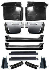 67-72 Chevy C10 Truck OEM LH/RH Cab Corner Rocker Panel Cab Mount Floor Pan 12PC