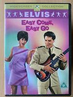 Einfach Come Einfach Go DVD 1967 Elvis Presley Musical Film Klassisch