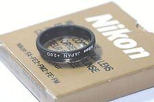 Exc Genuine Nikon eyepiece correction lens +2.0D for FA FE2 FM2 FE FM #654