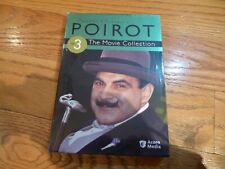 Agatha Christies Poirot: The Movie Collection - Set 3 (DVD, 2009, 3-Disc Set)
