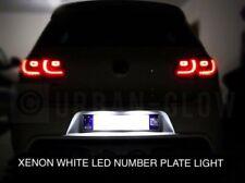 VW Golf MK5 MK6 MK7 Xenon Luz Brillante Blanco LED Número De Matrícula Unidades ningún error