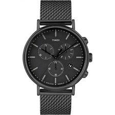 orologio cronografo unisex Timex Fairfield Chronograph casual cod. TW2R27300