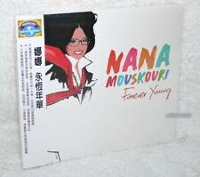 Nana Mouskouri Forever Young 2018 Taiwan CD w/OBI (digipak)