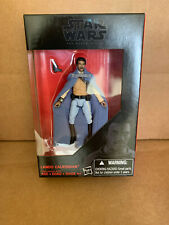 """Star Wars Hasbro Black Series 3.75"""" Walmart Exclusive Lando Calrissian NONMINT"""