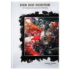 DER KOI DOKTOR v. Maarten Lammens Fachbuch über Koihaltung  Koi Krankheit Pflege
