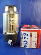 EL156 Siemens/Telefunken # NOS/NIB # 140mA (120mA=100%)(9743)