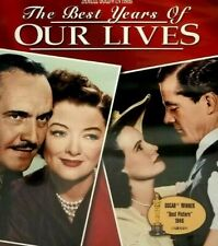 The Best Years of Our Lives (Dvd, 2000) B & W Myrna Loy, Fredric March (L49)