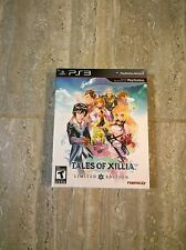 NEW Tales of Xillia Limited Edition (Sony PlayStation 3, 2013)