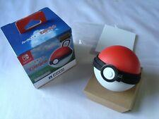 HORI Pokemon Plus Pokeball Hard Pouch Carrying Case NSW-143 Japan Switch Boxed