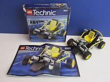 lego 8207 vintage TECHNIC DUNE DUSTER set COMPLETE instructions BOXED P61