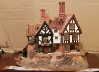 Lilliput Lane SHIP INN 1988 - #Rare Collectible