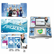 Disney Frozen Vinyl Skin Sticker for Nintendo DS Original