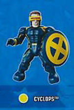 CYCLOPS mega bloks NEW series 3 marvel minifigure RARE blind pack VHTF x-men