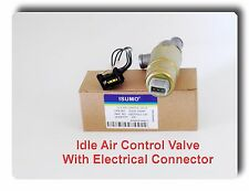 22000 Idle Air Control Valve W/ Connector Fits: Audi Ferrari Hyundai Kia Saab VW