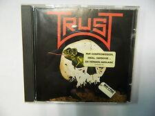 Trust  – Man's Trap - CD Epic 1984 SONY MUSIC FRANCE – EPC 473571 2