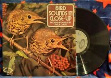 Bird sounds in close up - samples