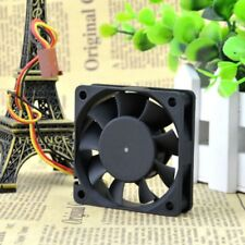 Desktop Computer Ventilation 6015s Hot Cooling Fan CPU Cooler DC Brushless 12V