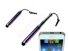 Touch Pen Eingabe Stift Lila für iPhone HTC Samsung iPad ipod Apple Tablet Tab