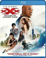 xXx: Return Of Xander Cage [Blu-ray] Dvd, Diesel, Vin, Wu, Kris, Yen, Donnie,