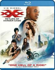 xXx: Return of Xander Cage (Blu-ray/DVD, 2017, Includes Digital Copy)