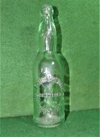 Vintage NORTH END BREWING CO. UTICA N.Y. BEER BOTTLE ** UTICA CLUB BEER ** EXCEL