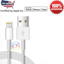 Original Charger Lightning Cable to USB For Apple iPhone X 7 8 6 Plus 5SE 5C 4