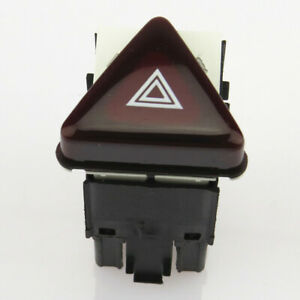 VW Golf MK5 18G 953 509 4-Pin Red Hazard Warning Emergency Light Switch Button