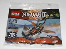 LEGO Ninjago ANCHOR-JET 30423 Masters of Spinjitzu exclusive polybag sky pirate
